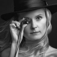 Portrait of a photographer (avatar) Дарья Дунич (Daria Dunich)