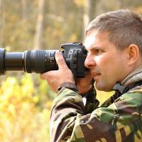 Portrait of a photographer (avatar) Marcin