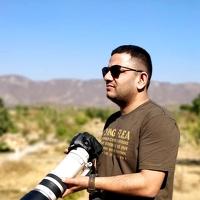 Portrait of a photographer (avatar) VIVEK JOSHI