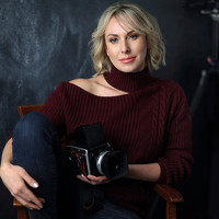 Portrait of a photographer (avatar) Boz Olga (Olga Boz)
