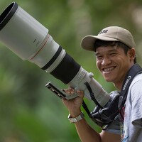 Portrait of a photographer (avatar) Dao Tan Phat