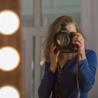 Portrait of a photographer (avatar) Мария Самохина (Maria Samokhina)