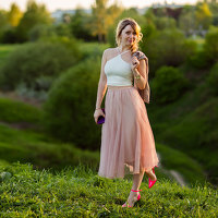 Portrait of a photographer (avatar) Ирина Панкова (Irina Pankova)