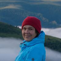 Portrait of a photographer (avatar) Alfia Safuanova